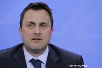 Premierul Luxemburgului, primul lider in functie din UE care se casatoreste cu un partener de acelasi sex