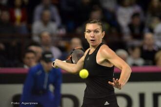 Simona Halep a invins-o pe Alexandra Dulgheru in sferturile turneului de la Roma. Meci cu Carla Suarez Navarro in semifinale