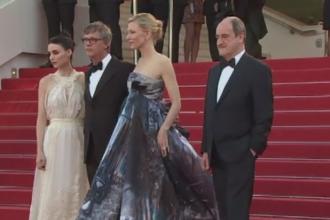 Cannes 2015. Cate Blanchett a cules laude cu noul ei film,