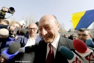 Traian Basescu afirma ca nu se teme de o posibila arestare: