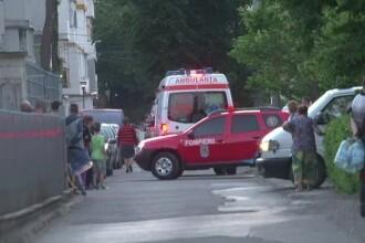 Operatiune dificila pentru pompierii din Botosani. Cat a durat pentru ca un barbat de 300 de kg sa ajunga la spital