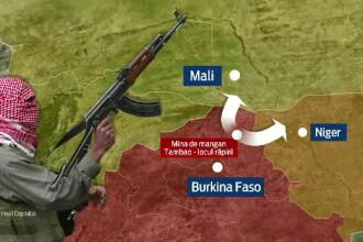 Soarta romanului rapit in Burkina Faso este incerta:
