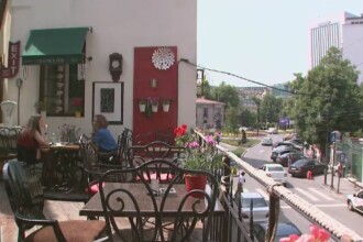 Terasele la inaltime, populare in toata lumea, au ajuns si la Bucuresti. Zonele cheie din Capitala unde pot fi gasite