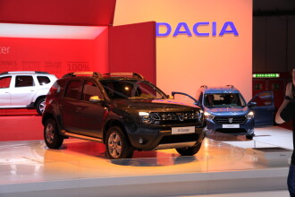 TOPUL celor mai mari companii din Romania, dupa cifra de afaceri. In 10 ani, Dacia a facut cel mai spectaculos salt