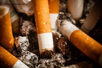 Trei producatori de tigari din Canada au primit amenzi record, de 12 miliarde de dolari