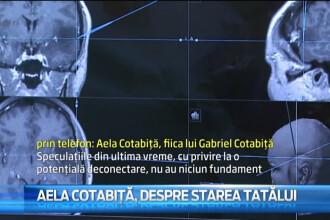 Adevarul despre starea lui Gabriel Cotabita, dezvaluit in exclusivitate de fiica sa.