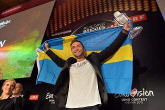 EUROVISION 2015, FINALA. Suedia castiga detasat a 60-a editie a concursului. Rezultat slab pentru Romania