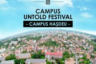 Noi posibilitati de cazare la Untold Festival: Campusul Untold