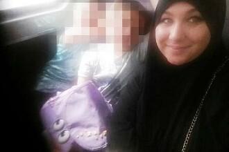 O australianca si-a parasit copiii de 5 si 7 ani pentru a se alatura Statului Islamic. Ce imagini a publicat apoi pe Facebook