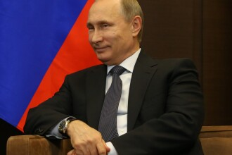 Cum reactioneaza romanii atunci cand li se spune ca Vladimir Putin va fi premier interimar.