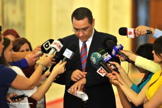 Va pleca acasa Guvernul Ponta, pe 5 iunie? PNL pregateste o motiune de cenzura care nu pare sa atraga nici macar opozitia