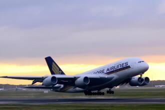 Avion al Singapore Airlines, disparut de pe radar dupa ce ambele motoare s-au oprit in timpul unei furtuni