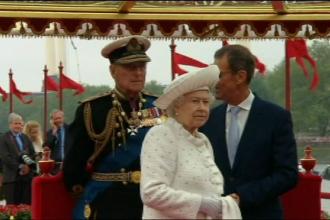 Traditie veche de cinci secole. Regina Elisabeta II-a a Marii Britanii a tinut al 62-lea discurs de inaugurare parlamentara