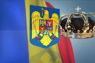 Parlamentarii au pus coroana regala pe stema Romaniei,