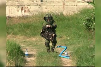 Explozibil si detonatoare gasite in doua cladiri din Chisinau, dupa trei alarme cu bomba. Politia a arestat trei suspecti