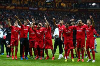 BACCA DE AUR | Sevilla castiga finala Europa League, dupa un meci absolut fabulos: 5 goluri magice si o lupta crancena: VIDEO