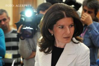Monica Iacob Ridzi ii cere presedintelui gratierea din motive umanitare si medicale. Sotul ei a depus cererea