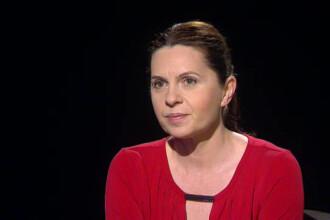 Adriana Saftoiu a vorbit la