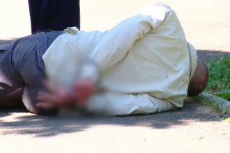 O femeie de afaceri a fost jefuita in plina strada, pe Dorobanti. Ce au gasit politistii in masina atacatorului