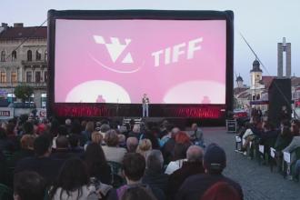 A inceput TIFF 2015. Centrul Clujului, transformat intr-un cinematograf urias timp de 10 zile