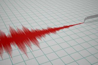 Cutremur cu magnitudinea de 3,4 inregistrat in judetul Galati, marti dupa-amiaza. Zonele in care a fost simtit seismul
