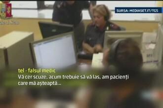 O romanca a reusit sa fure de la un italian zeci de mii de euro, pacalindu-l ca poate sa o inlocuiasca pe sotia lui moarta