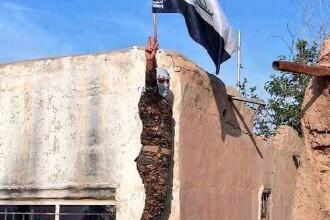 ASEDIU al fortelor irakiene pentru recucerirea unei fortarete a Statului Islamic. Lovitura primita de jihadisti: FOTO