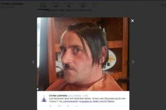 Pedeapsa primita de liderul miscarii islamofobe din Germania. Ce s-a intamplat dupa ce a pozat ca Hitler
