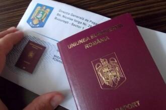 Cinci moldoveni, prinși cu pașapoarte românești falsificate, pe aeroportul din Cluj