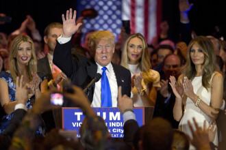 Trump, singur in cursa pentru Casa Alba, dupa ce Ted Cruz s-a retras.