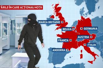 Pedeapsa record pentru seful Academiei Infractorilor. A strans 10 mil. de euro in urma unor atacuri care au terorizat Europa