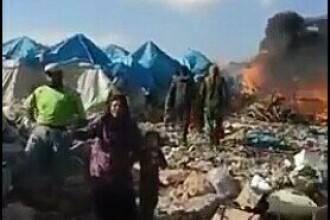 Cel putin 28 de morti, in bombardamente asupra unei tabere de refugiati din nordul Siriei. Casa Alba: Nu exista nicio scuza
