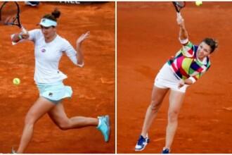 Simona Halep şi Irina Begu s-au calificat în finala probei de dublu la Shenzhen