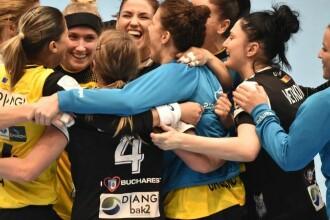 Handbal feminin: CSM Bucuresti s-a calificat in finala Ligii Campionilor, dupa cu 27-21 Vardar Skopje