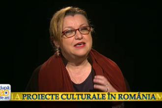 Corina Suteu, nou ministru al Culturii, la