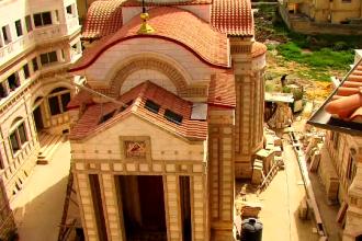 Biserica de la lerihon, cea mai mare constructie romaneasca din afara granitelor. Cum a fost ridicat lacasul