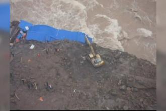 Catastrofa in China. 40 de persoane sunt date disparute, dupa ce alunecarile de teren au