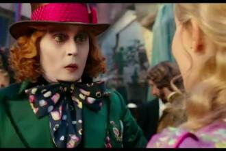 Johnny Depp revine in rolul Palarierului din