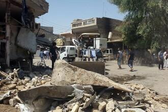 Atentat cu masina capcana in Irak. Cel putin 11 oameni au murit si 40 au fost raniti