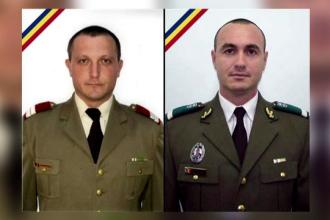 Militarii ucisi in Afganistan au fost condusi pe ultimul drum. Care este starea celui de-al treilea roman ranit in atac