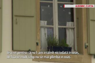 Reportaj Stirile ProTV din Aubonne. Casa din micutul oras elvetian unde s-a retras Regele Mihai: