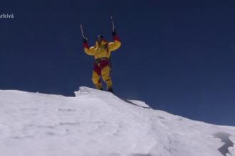 Alpinistul roman Horia Colibasanu a cucerit un nou varf din Himalaya, pe un traseu care nu a mai fost strabatut pana acum