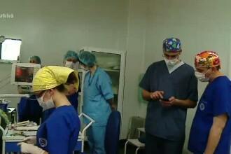Miercuri dimineata s-a inaugurat la Spitalul Sfantul Spiridon din Iasi primul Centru de transplant hepatic din Moldova
