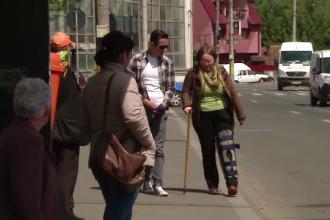 Femeie din Cluj batuta in autobuz pentru ca i-a spus unei pasagere sa nu se mai sprijine de ea: