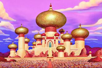 O agentie imobiliara a evaluat palatele din cateva desene animate Disney. Care ar fi cel mai scumpa resedinta a personajelor