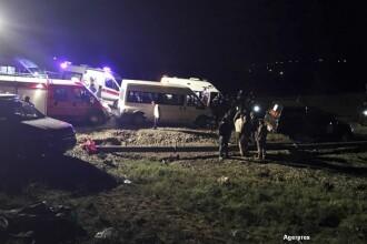 Explozie puternica in Turcia, soldata cu 4 morti si 17 raniti. Victimele incarcau explozibili intr-un camion
