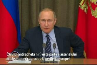 Rusia va trebui sa ia masuri. Mesajul lui Vladimir Putin la o zi dupa ce scutul de la Deveselu a devenit operational