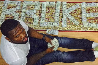 50 Cent are 8 milioane de dolari datorii in plus, dar nu renunta la stilul de viata luxos. Cat cheltuie lunar rapperul