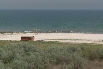 Plajele protejate de lege unde turistii nu au voie cu rulote, corturi sau masini. Cat costa un permis de intrare
