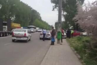 Doi politisti din Dambovita, batuti de un sofer baut si rudele sale. Cum s-a ajuns la altercatie